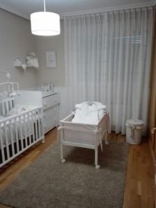 Visillos Habitacion Bebe