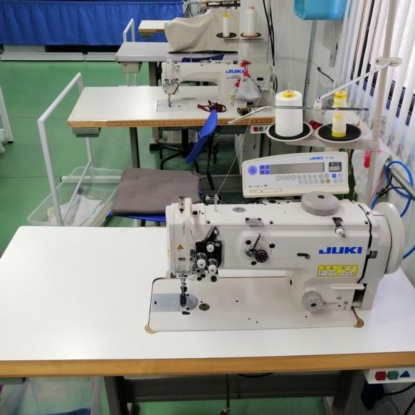 Maquinas para coser visillos y cortinas